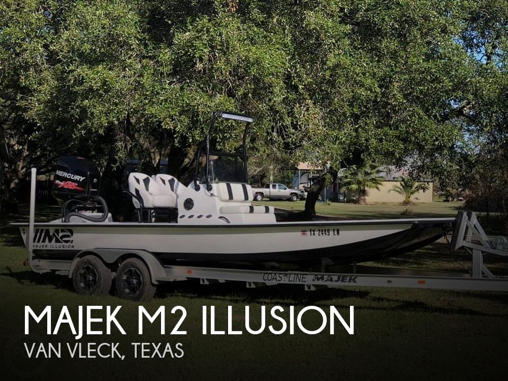 Used Majek Boats For Sale by owner | 2018 Majek M2 illusion