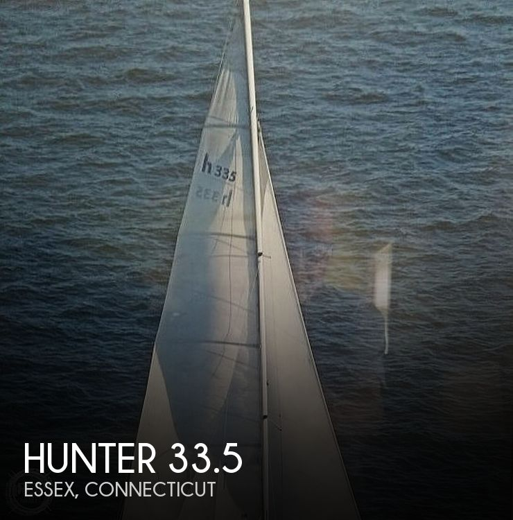 Used Sailboats For Sale by owner | 1988 Hunter 33