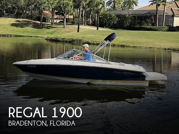 Used Regal 19 Boats For Sale by owner | 2008 Regal 1900