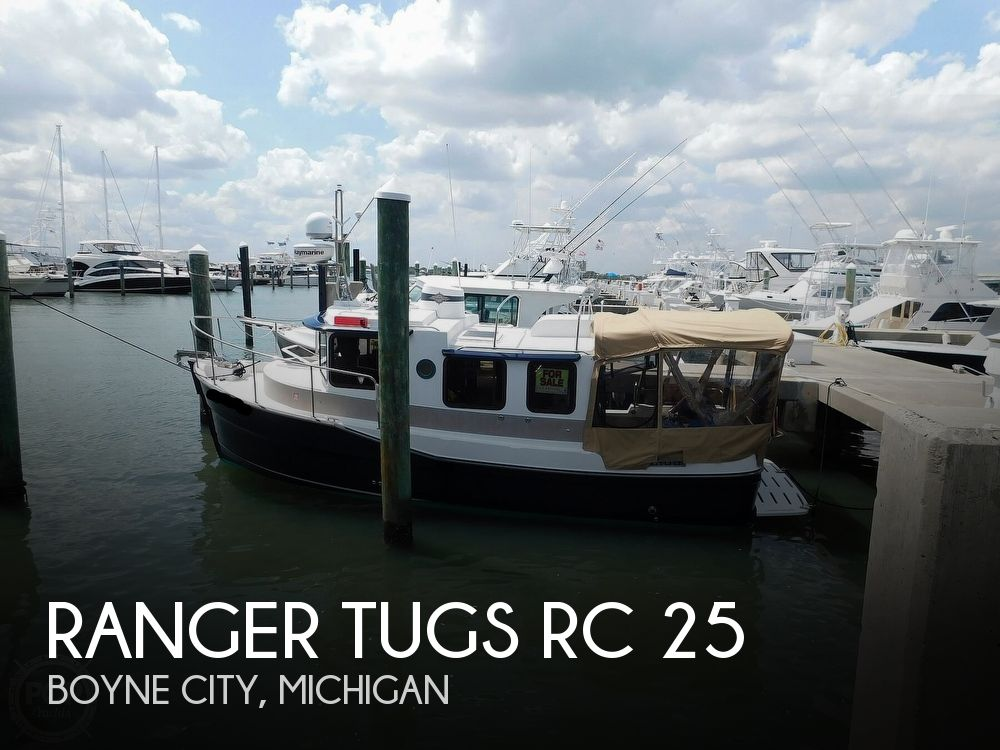 2009 RANGER TUGS RC 25 for sale