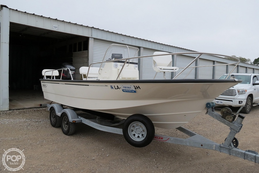 2015 Boston Whaler boat for sale, model of the boat is 190 Montauk & Image # 3 of 40