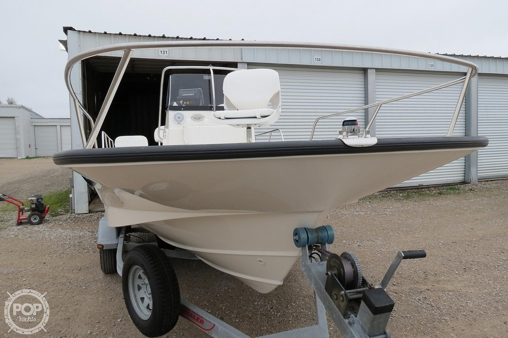 2015 Boston Whaler boat for sale, model of the boat is 190 Montauk & Image # 4 of 40