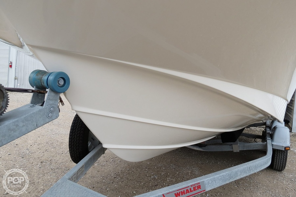 2015 Boston Whaler boat for sale, model of the boat is 190 Montauk & Image # 6 of 40