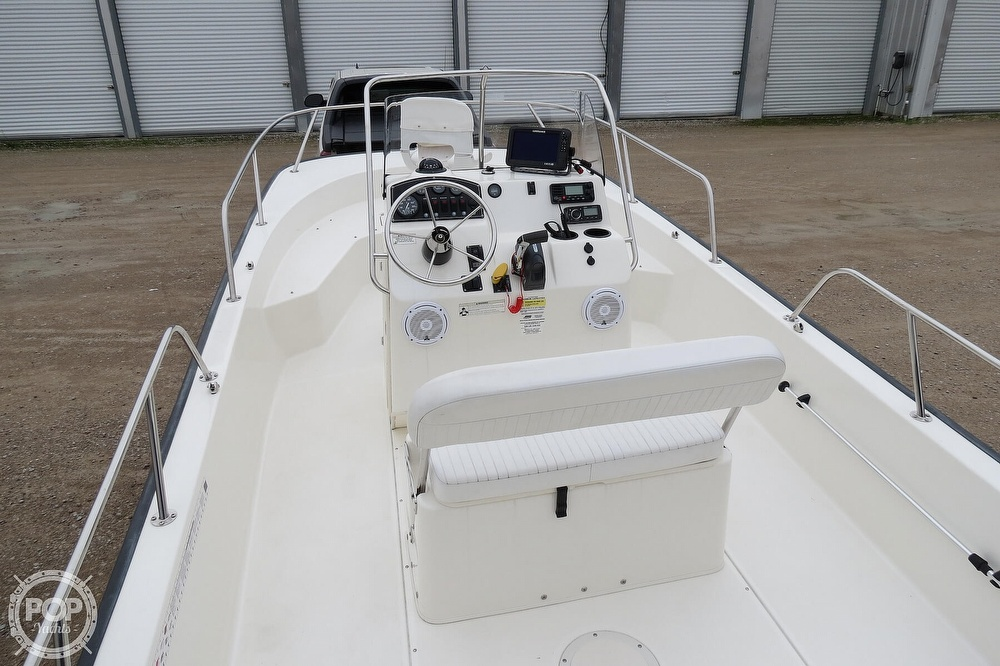 2015 Boston Whaler boat for sale, model of the boat is 190 Montauk & Image # 15 of 40