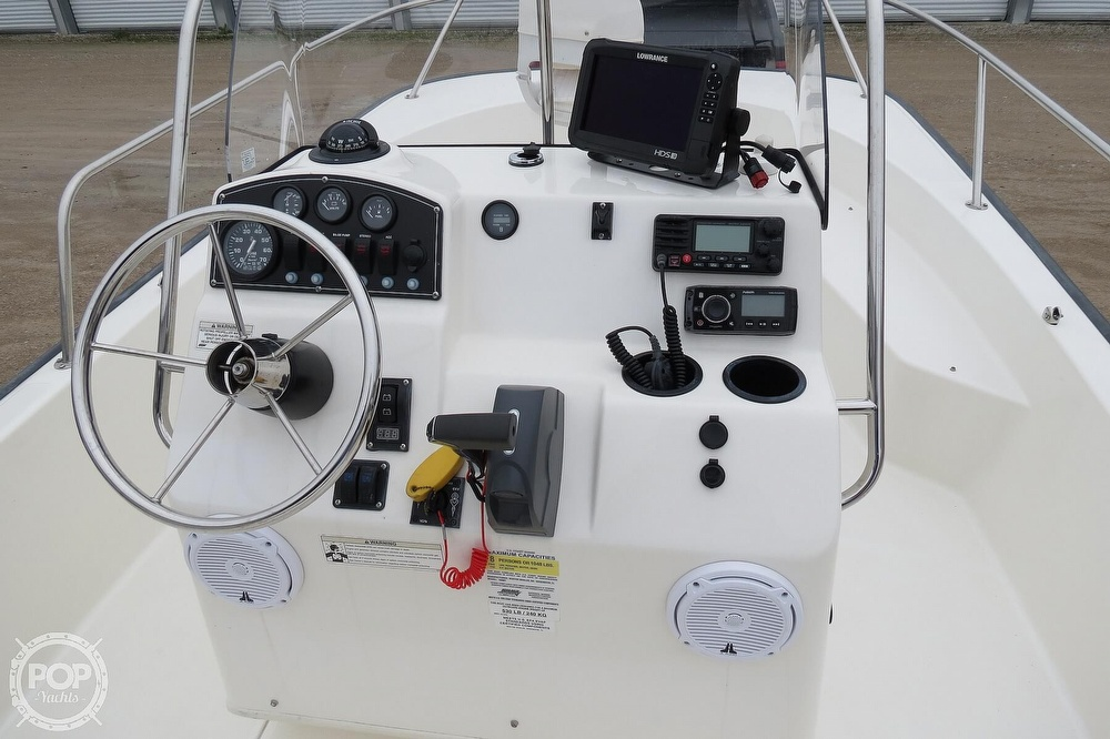 2015 Boston Whaler boat for sale, model of the boat is 190 Montauk & Image # 8 of 40
