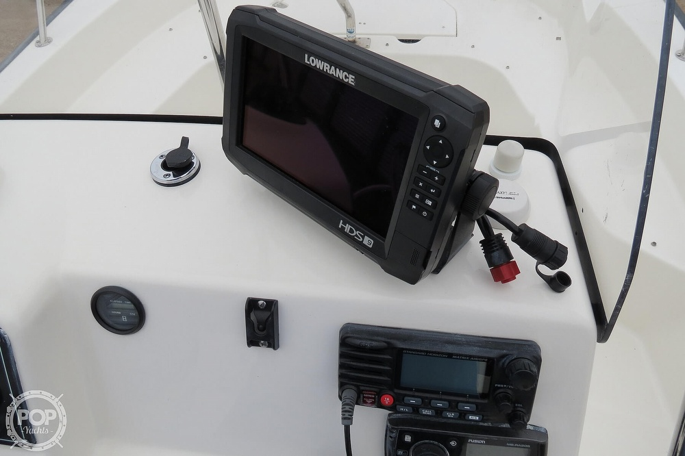 2015 Boston Whaler boat for sale, model of the boat is 190 Montauk & Image # 22 of 40