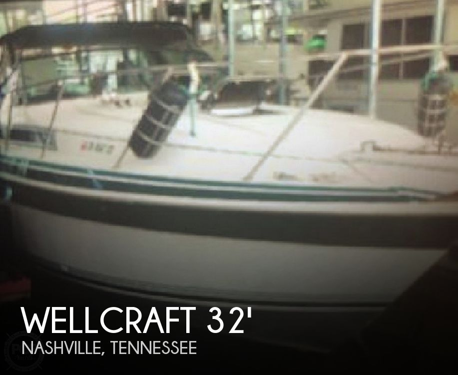 Used Wellcraft 32 Boats For Sale by owner | 1987 Wellcraft 32' St Tropez