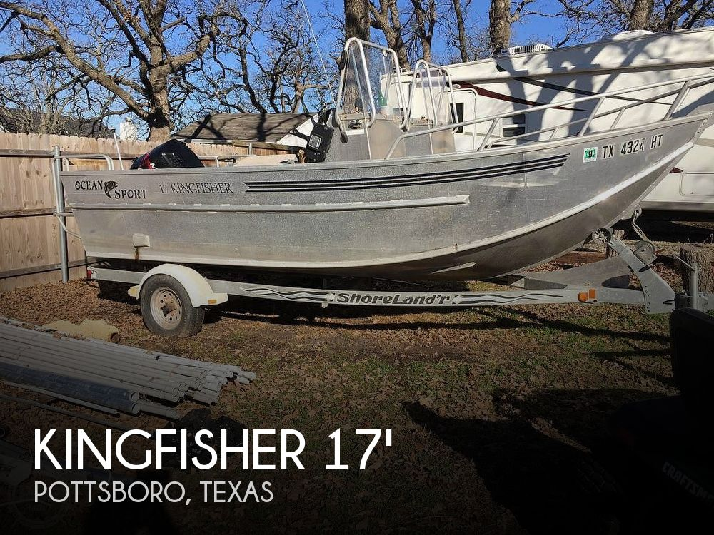 Used Kingfisher Boats For Sale by owner | 1996 Kingfisher 17
