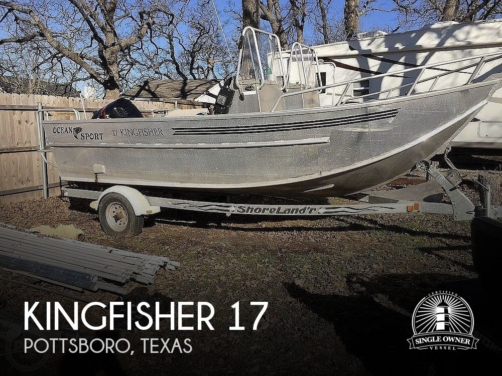 1996 KINGFISHER 17 OCEAN SPORT for sale