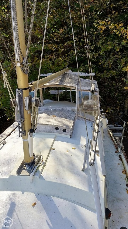 1972 Westerly boat for sale, model of the boat is 26 Centaur & Image # 4 of 11