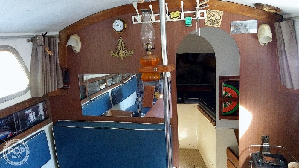 1972 Westerly boat for sale, model of the boat is 26 Centaur & Image # 10 of 11