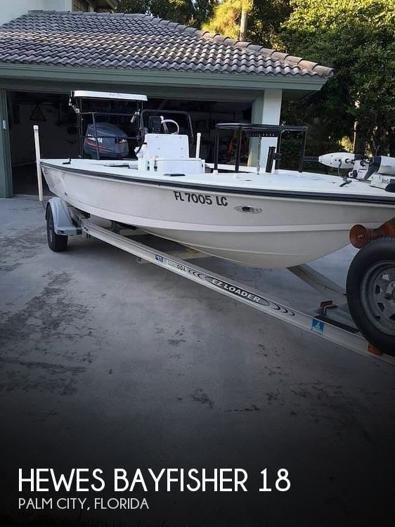 Used HEWES Boats For Sale by owner | 2000 Hewes Bayfisher 18