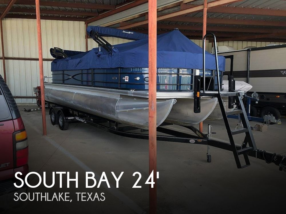 Used South Bay Boats For Sale by owner | 2018 South Bay S224 RS 2.75
