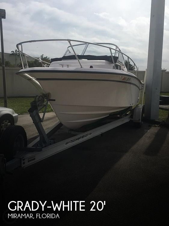 Used Grady-White 23 Boats For Sale by owner | 2001 Grady-White 23