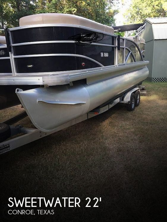 Used Sweetwater Boats For Sale by owner | 2015 Sweetwater 220