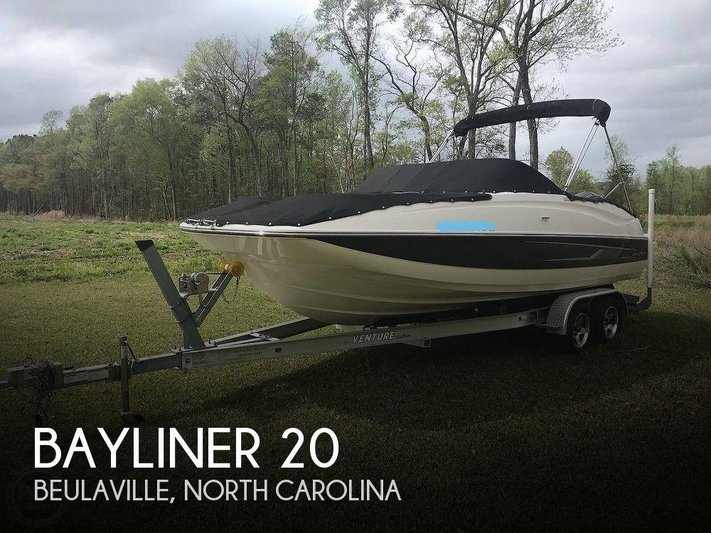 Used Bayliner Boats For Sale in North Carolina by owner | 2014 Bayliner 20