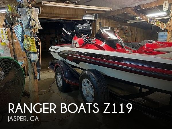 Used Ranger Boats Boats For Sale in Georgia by owner | 2011 Ranger Boats z119