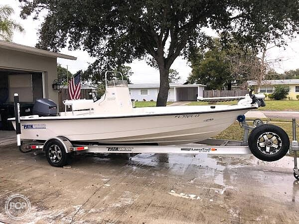 2000 Pathfinder boat for sale, model of the boat is 1900 & Image # 24 of 26