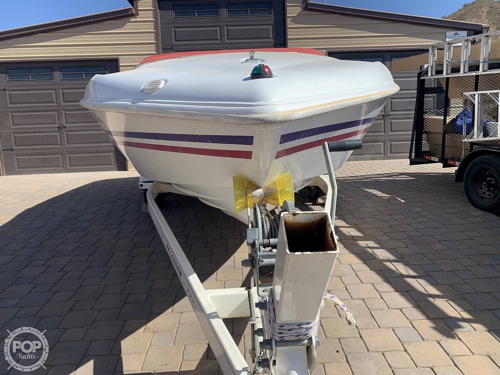 1998 Baja boat for sale, model of the boat is Hammer & Image # 4 of 40