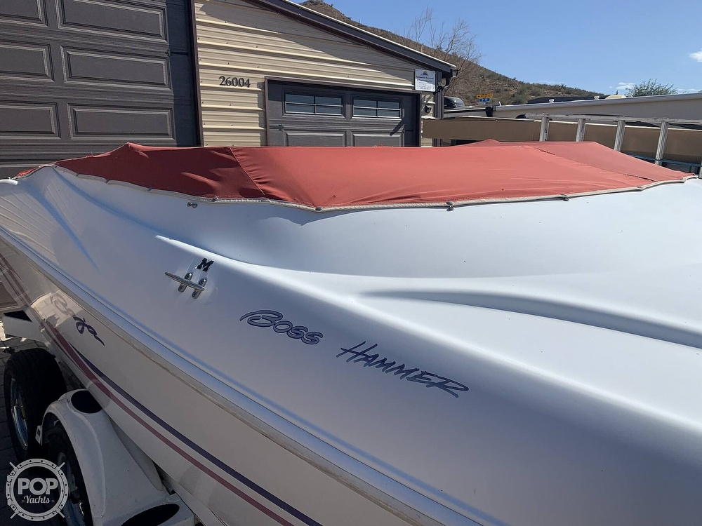 1998 Baja boat for sale, model of the boat is Hammer & Image # 8 of 40