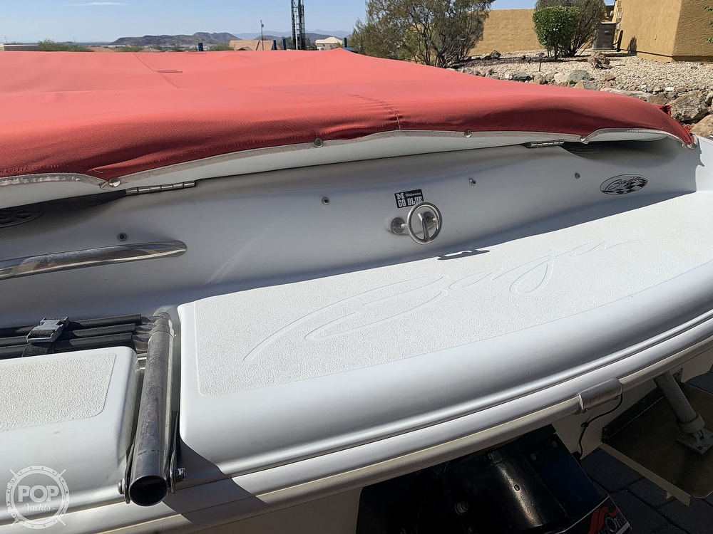 1998 Baja boat for sale, model of the boat is Hammer & Image # 20 of 40