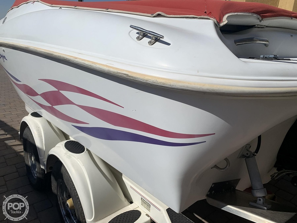 1998 Baja boat for sale, model of the boat is Hammer & Image # 22 of 40