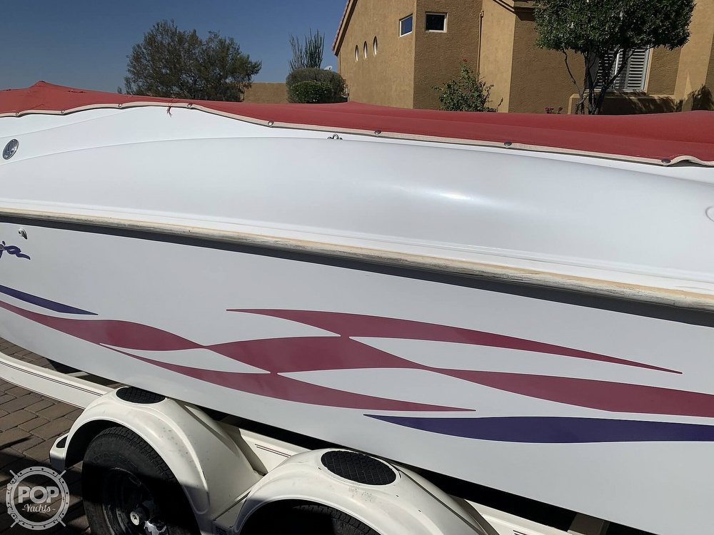 1998 Baja boat for sale, model of the boat is Hammer & Image # 24 of 40