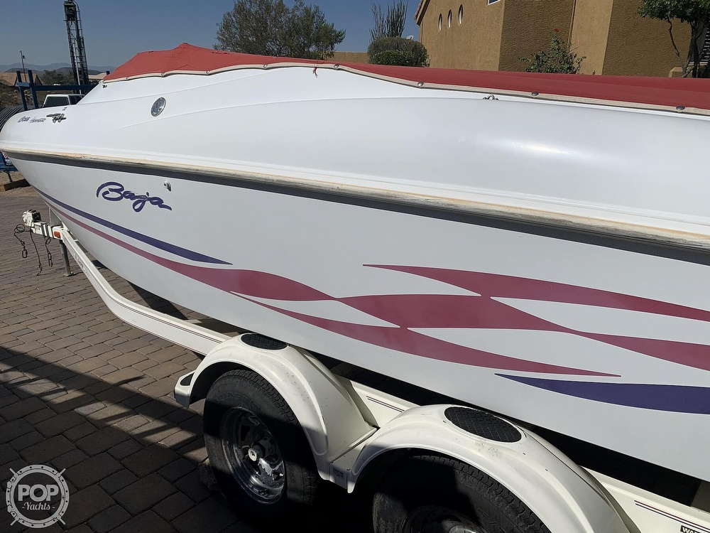 1998 Baja boat for sale, model of the boat is Hammer & Image # 25 of 40