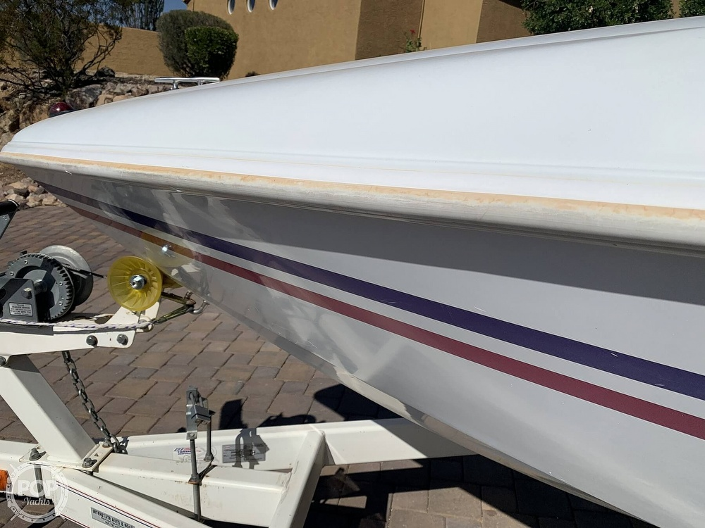 1998 Baja boat for sale, model of the boat is Hammer & Image # 31 of 40