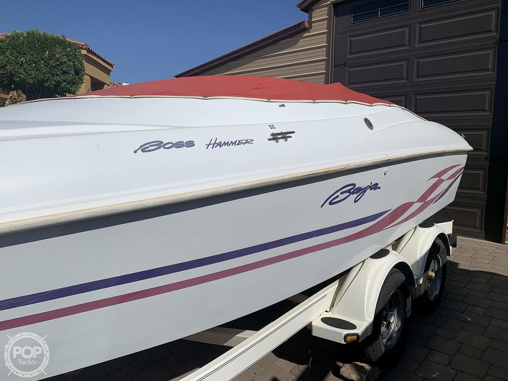 1998 Baja boat for sale, model of the boat is Hammer & Image # 34 of 40