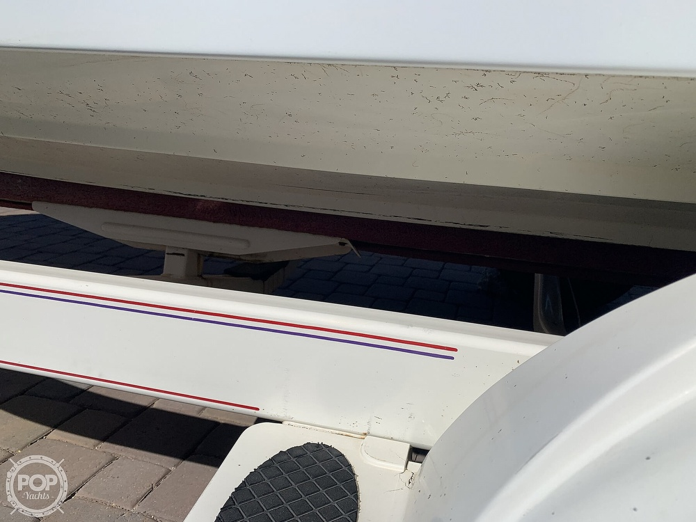 1998 Baja boat for sale, model of the boat is Hammer & Image # 37 of 40