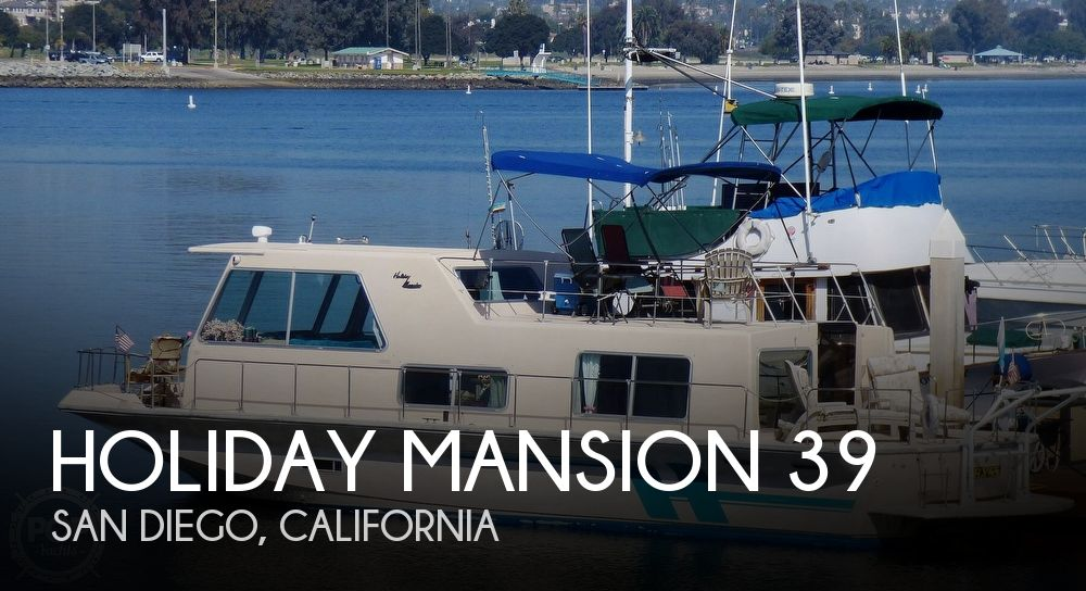 1996 HOLIDAY MANSION 39 BARRACUDA for sale