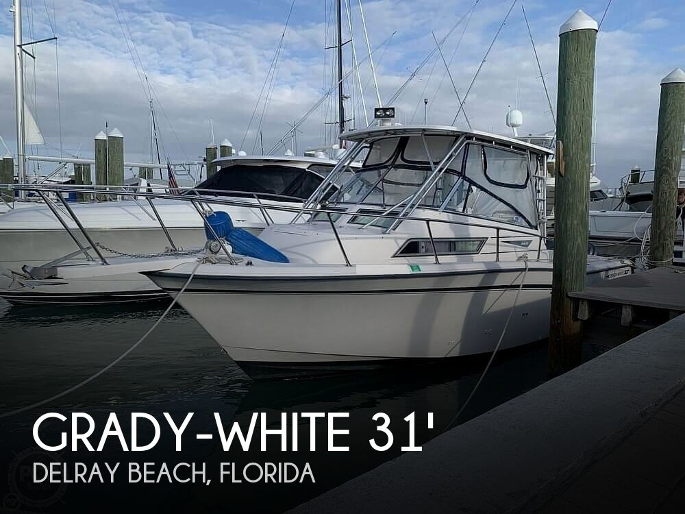 Used Grady-White Boats For Sale in Port St. Lucie, Florida by owner | 1996 Grady-White 30 Marlin