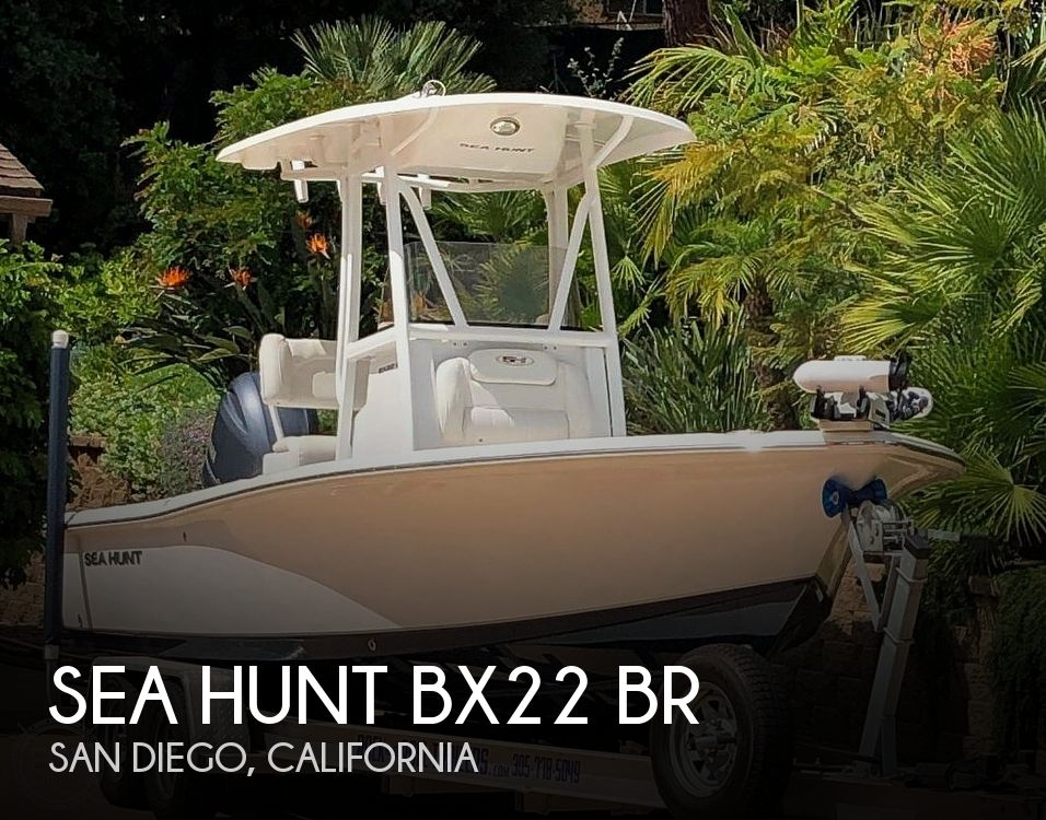 Used Sea Hunt 22 Boats For Sale by owner | 2015 Sea Hunt BX22BR