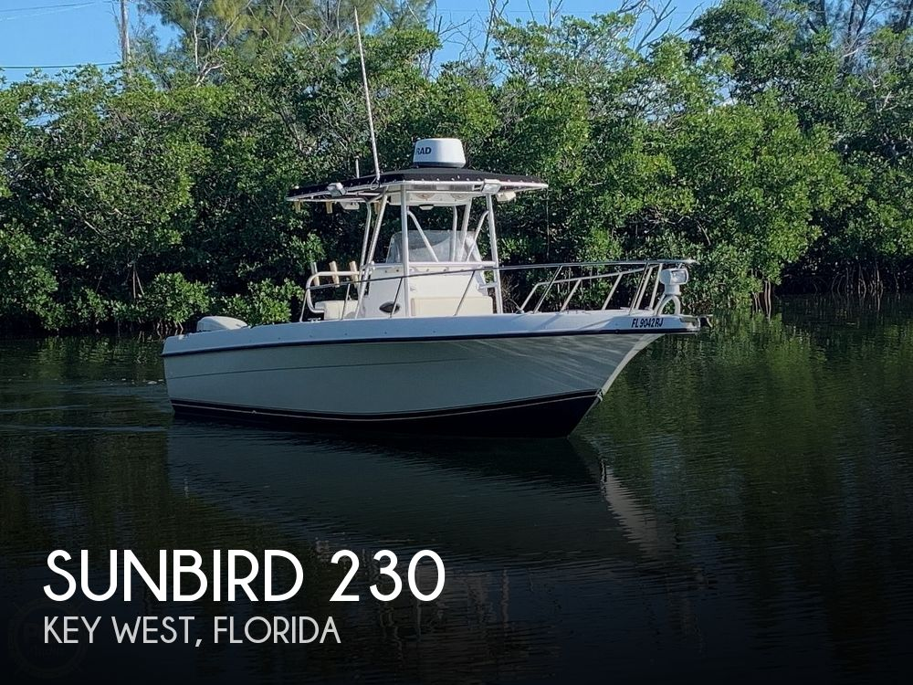 Used Sunbird Boats For Sale by owner | 1997 Sunbird 24 Neptune