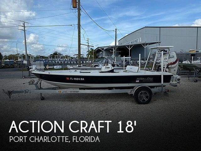 Used Action Craft Boats For Sale by owner | 2014 18 foot Action Craft Special Edition