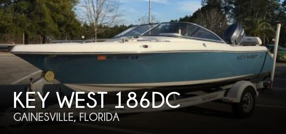 Used Key West Boats For Sale in Jacksonville, Florida by owner | 2009 Key West 186DC