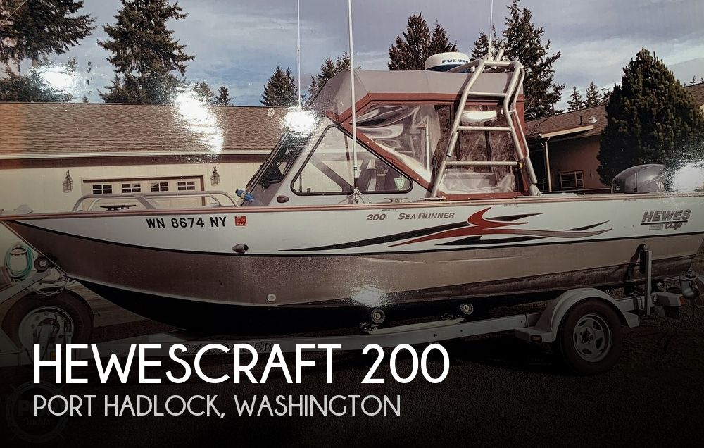 Used HewesCraft Boats For Sale by owner | 2009 Hewescraft 200 Sea Runner