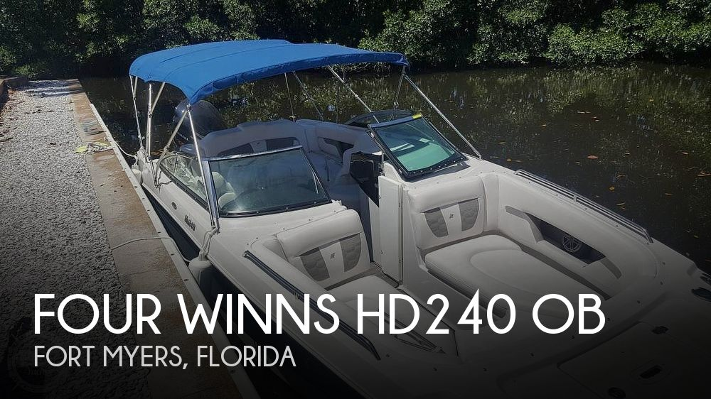 2018 Four Winns 240 - image 1