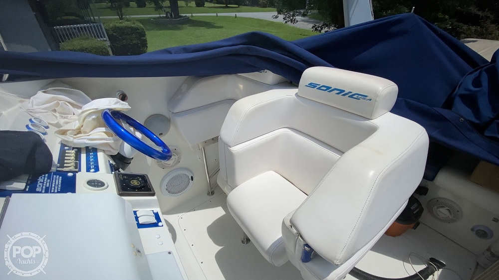 1999 Sonic boat for sale, model of the boat is 42 SS & Image # 5 of 20