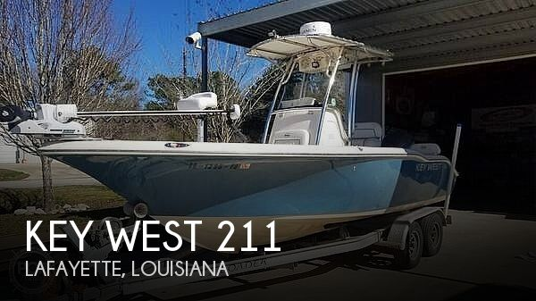 Used Key West Boats For Sale by owner | 2008 Key West 211