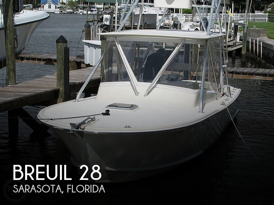 Used Breuil Boats For Sale by owner | 1962 Breuil 28