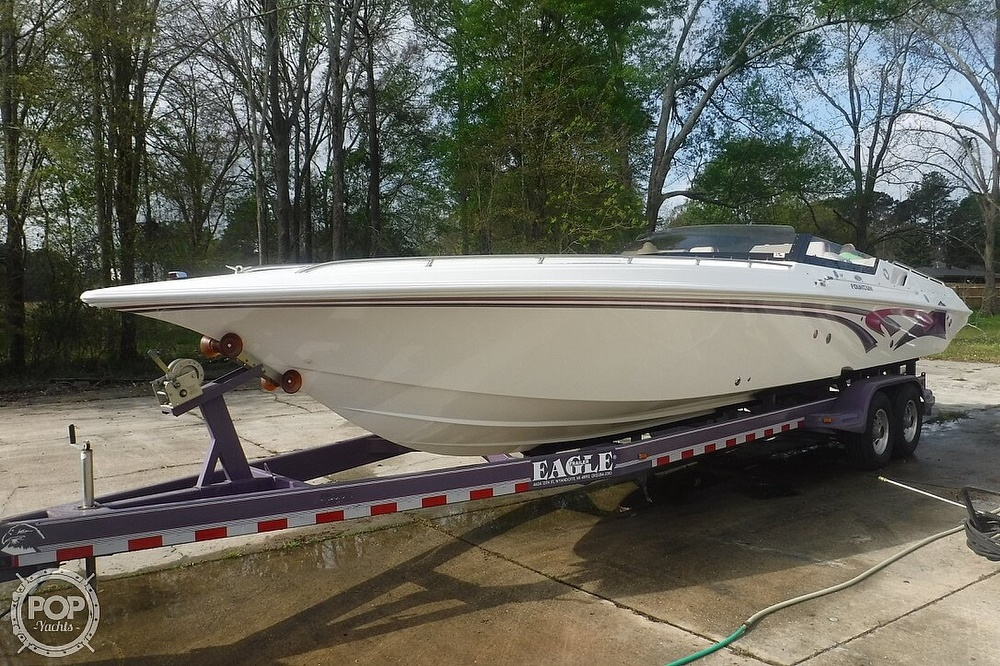 1998 Fountain boat for sale, model of the boat is 32 Fever & Image # 2 of 40