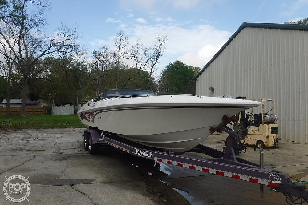 1998 Fountain boat for sale, model of the boat is 32 Fever & Image # 8 of 41