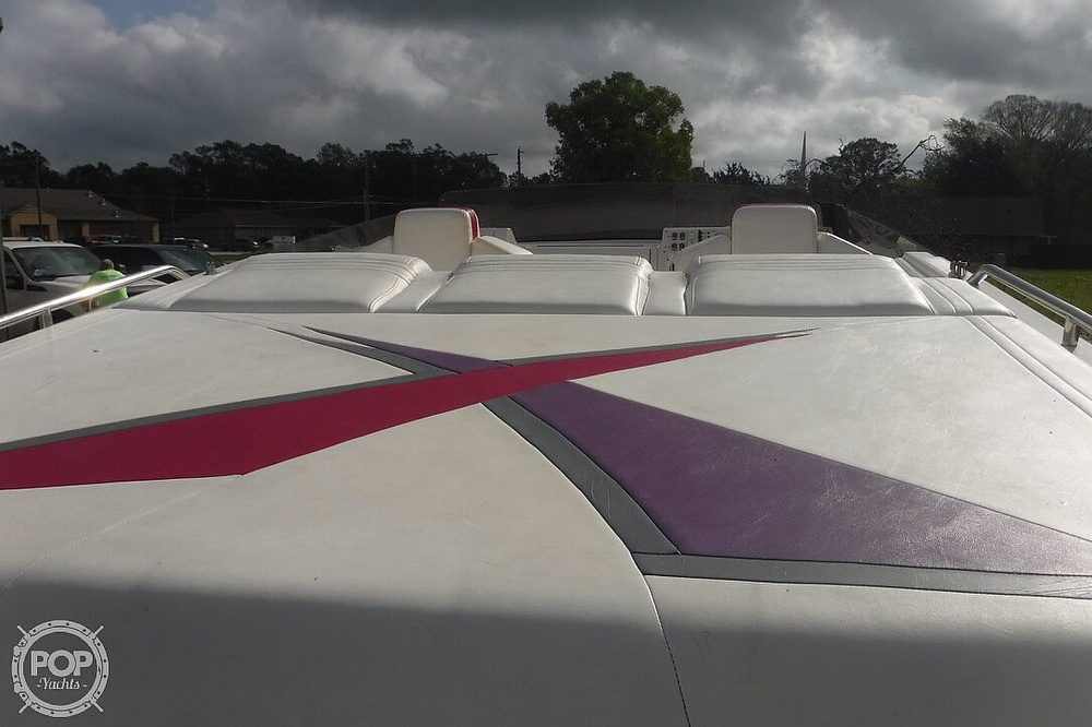 1998 Fountain boat for sale, model of the boat is 32 Fever & Image # 9 of 41