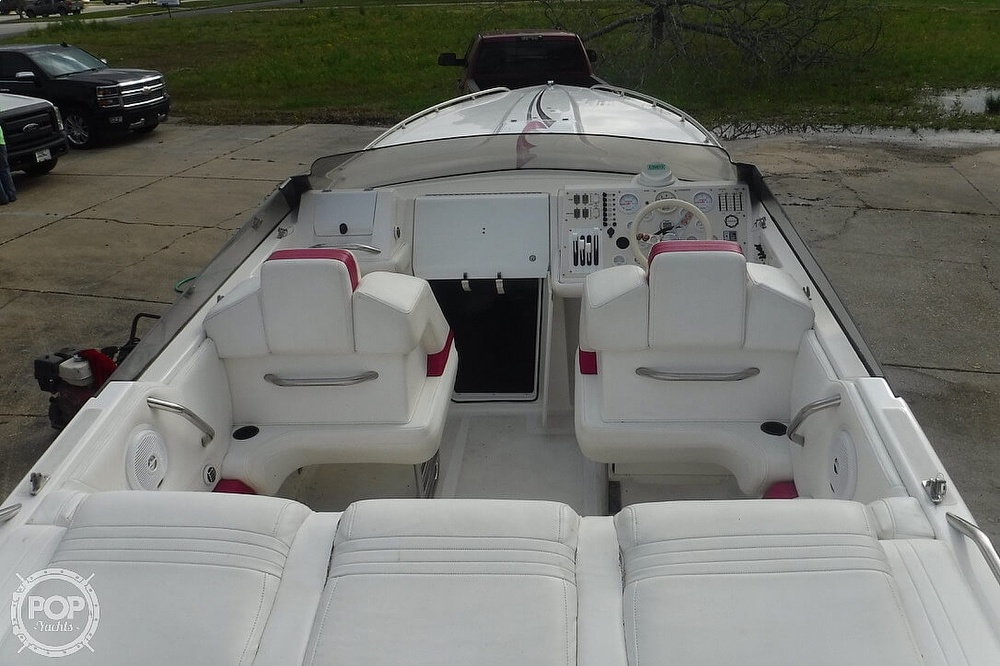 1998 Fountain boat for sale, model of the boat is 32 Fever & Image # 10 of 41