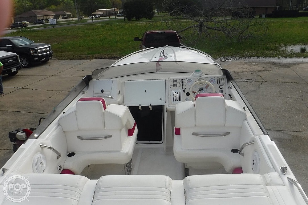 1998 Fountain boat for sale, model of the boat is 32 Fever & Image # 11 of 40