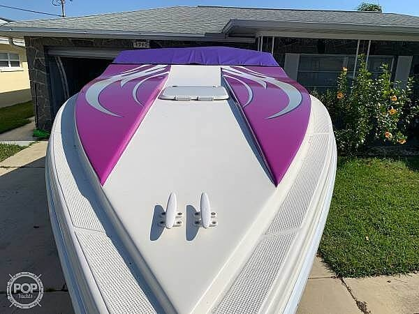 1996 Active Thunder boat for sale, model of the boat is 25 & Image # 5 of 26