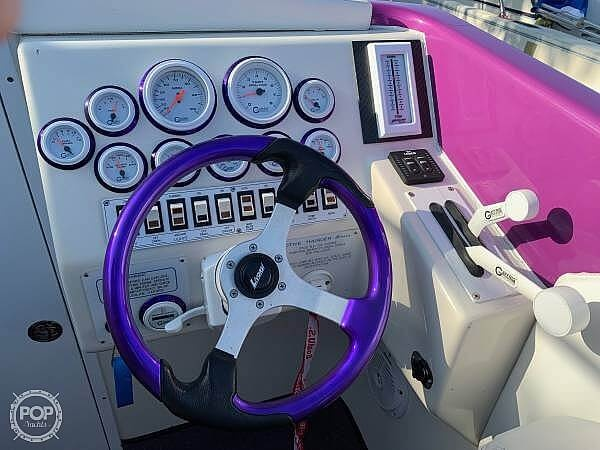 1996 Active Thunder boat for sale, model of the boat is 25 & Image # 6 of 26