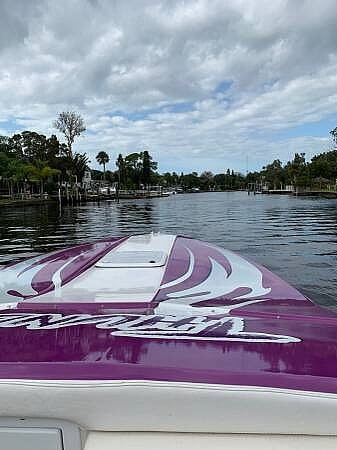 1996 Active Thunder boat for sale, model of the boat is 25 & Image # 8 of 26